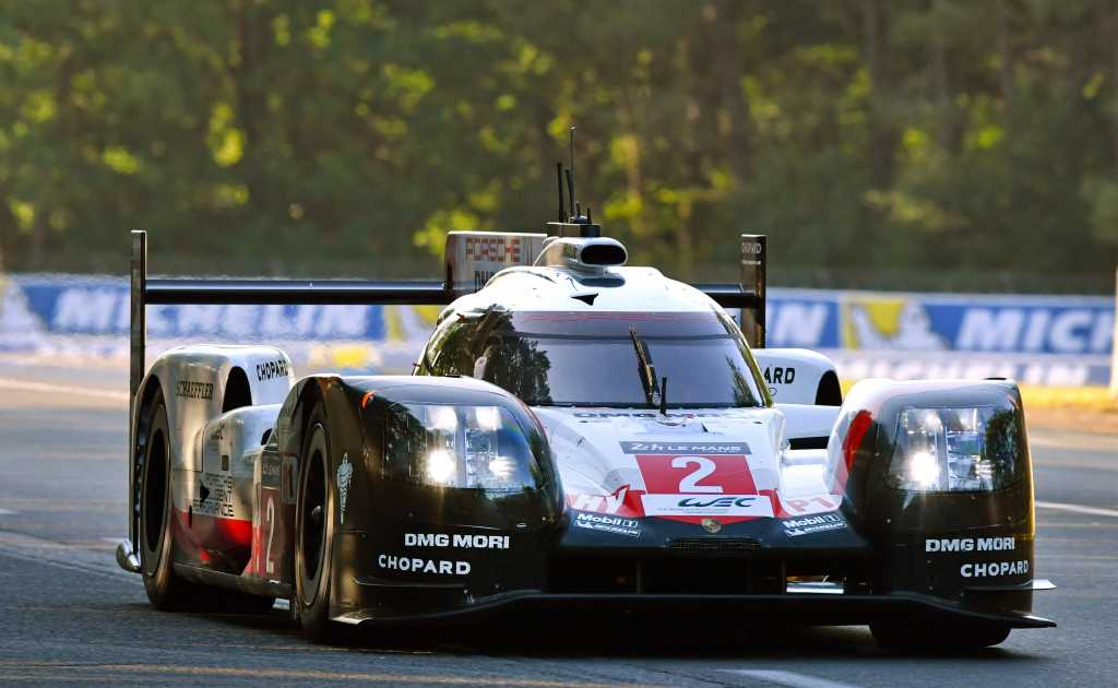 The 85th 24 Hours of Le Mans automobile endurance event at the Circuit de la Sarthe, Le Mans in France Featuring: Timo Benhard Where: Le Mans, France When: 18 Jun 2017 Credit: WENN.com